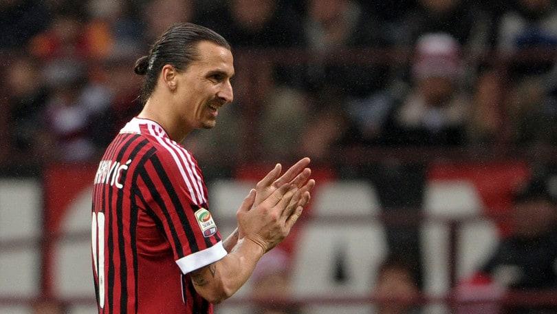 Ibrahimovic Al Milan Giovedi L Arrivo In Mattinata Corriere Dello Sport