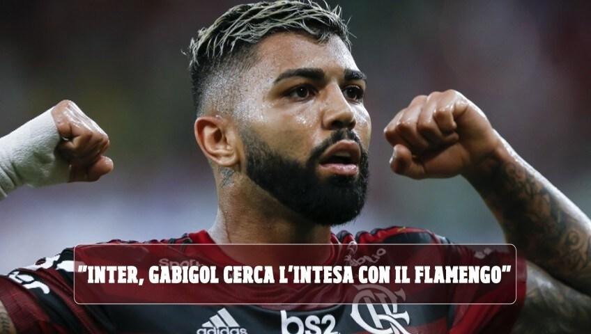 """O Globo: """"Inter, Gabigol cerca l'intesa con il Flamengo"""""""