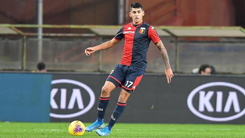 Genoa, Romero salta il Napoli: problema muscolare