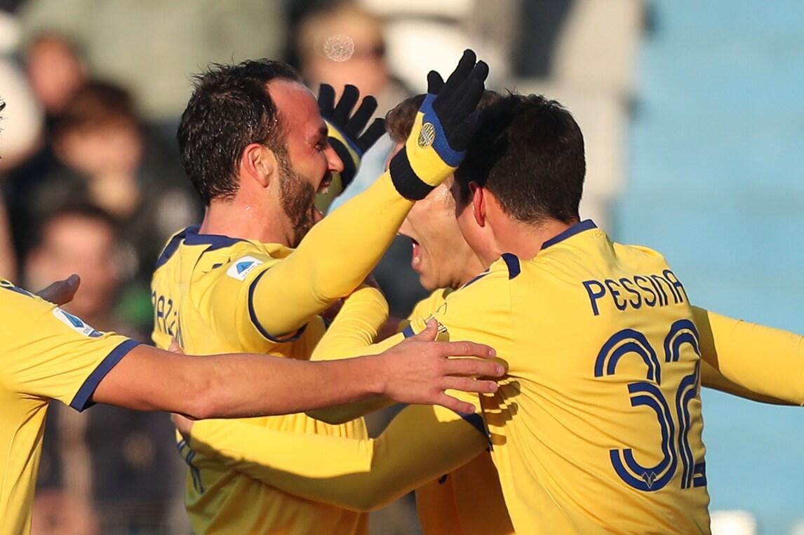 Verona, Pazzini ancora in gol! Stepinski condanna la Spal