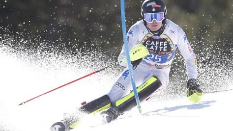 Coppa del Mondo, Vinatzer 3° nello slalom. Vince Noel