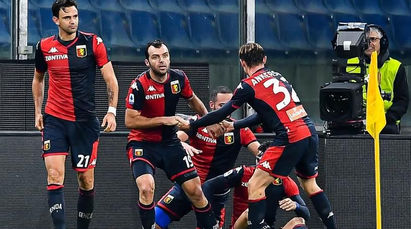 Genoa-Sassuolo 2-1: Pandev decide all'86'