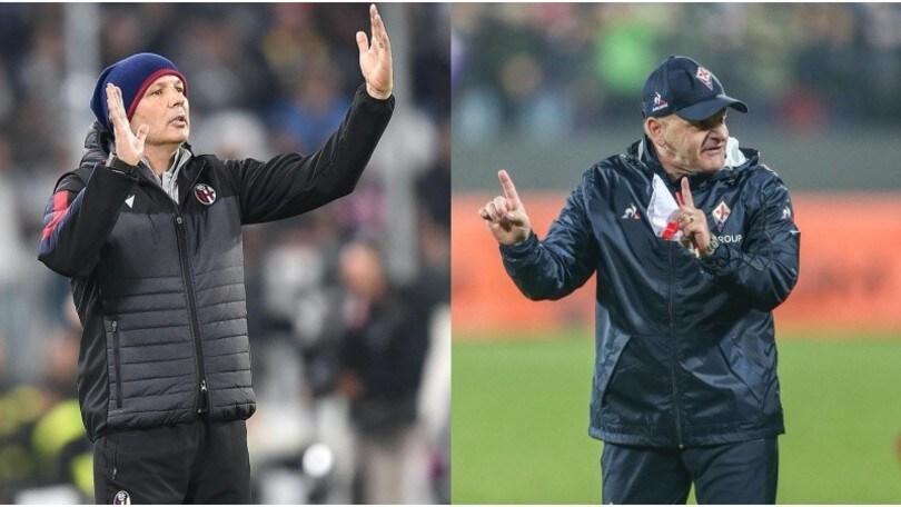 Diretta Bologna-Fiorentina ore 12.30: formazioni ufficiali e dove vederla in tv