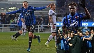 Atalanta inarrestabile: 5-0 contro il Parma