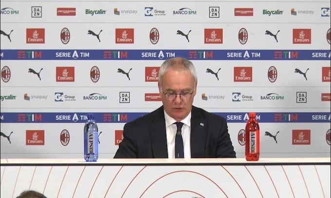 """Ranieri: """"Mercato? Solo se arriva qualcuno di utile"""""""