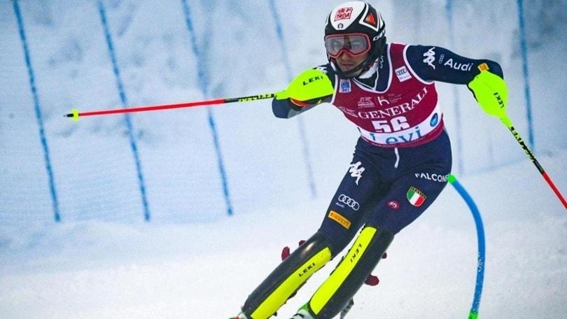 Coppa Europa, Liberatore vince lo slalom di Vaujany. Sala resta in vetta