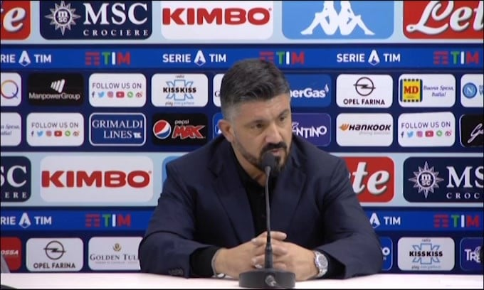 """Gattuso: """"Ora controllerò anche i tacchetti che utilizzeremo.."""""""