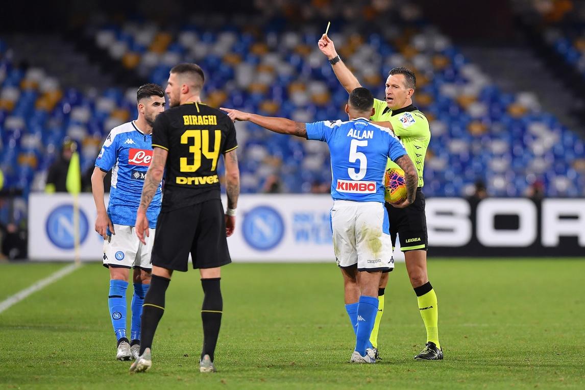 Moviola Serie A, Doveri quasi top: arbitro completo - Corriere ...
