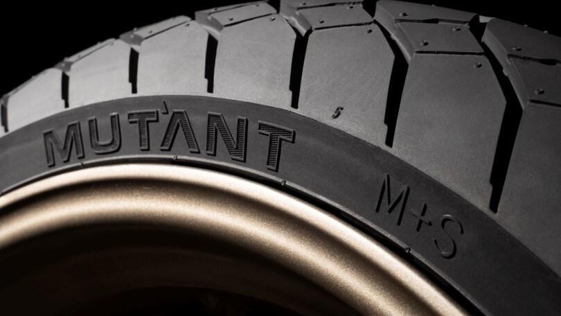 Mutant, il nuovo pneumatico Dunlop per moto