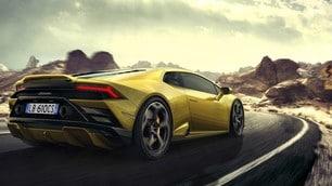 Lamborghini Huracan EVO RWD: le immagini