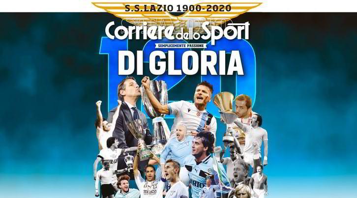 S.S. Lazio: 120 anni di storia