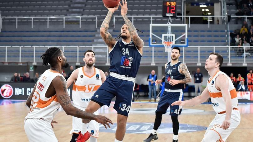 Eurocup, Brescia vince in rimonta con Patrasso