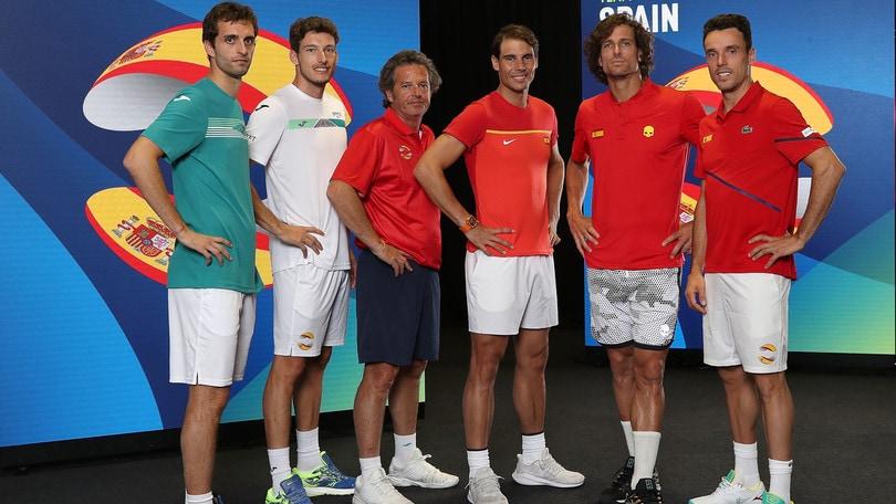 Spagna ai quarti dell'Atp Cup