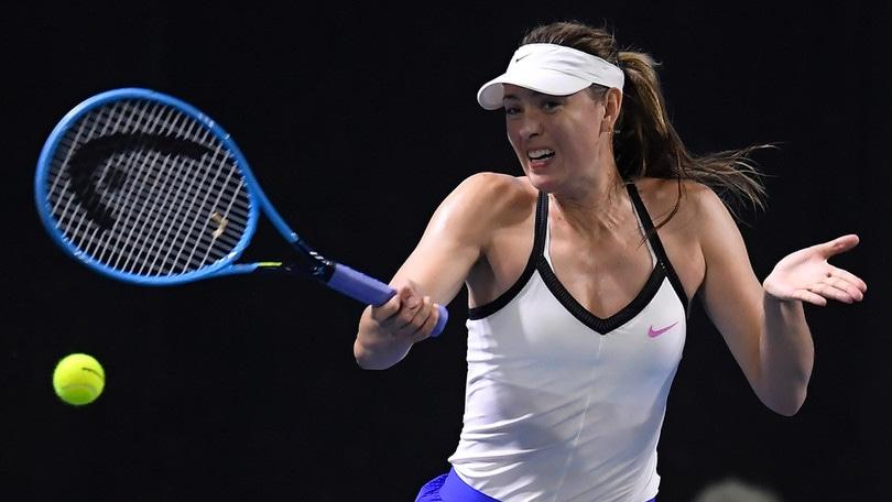 Australian Open, wild card per Maria Sharapova
