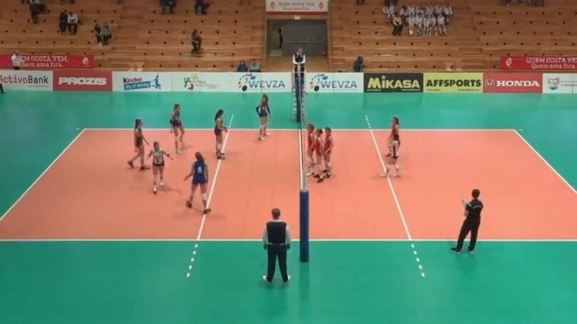 Under 17 femminile: buona la prima al torneo Wevza