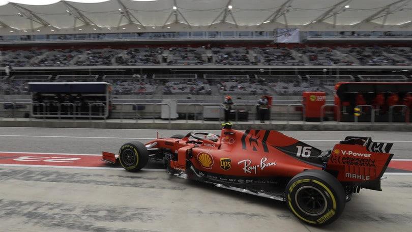 F1: a Barcellona solo sei giorni di test, e nel 2020 torna la bandiera a scacchi