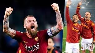 Da Panucci a Totti: i fedelissimi di De Rossi
