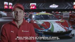 Ferrari, intervista con Daniel Serra
