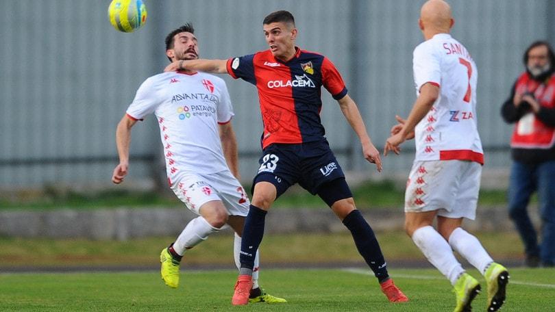 Gubbio-Triestina 2-0: decidono Filippini e Gomez Taleb