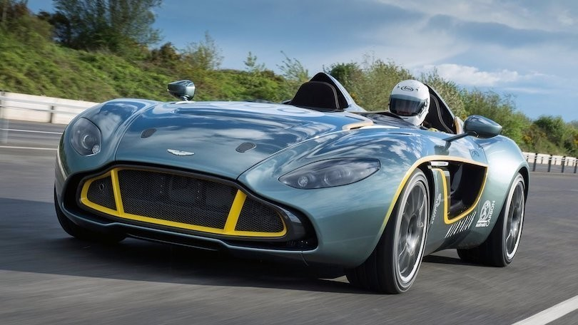 Aston Martin V12 Speedster, nuova barchetta in arrivo