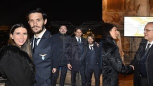Lazio, Castel Sant'Angelo si illumina per te: ecco la festa per i 120 anni del club