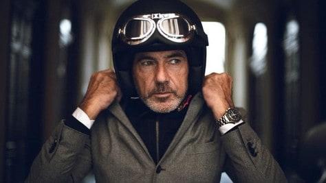 Giacca da moto, tutto italiano il modello che non si stropiccia