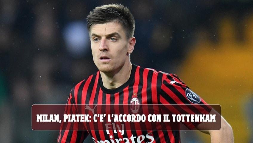 """""""Milan, Piatek vola da Mourinho: c'è l'accordo con il Tottenham"""""""