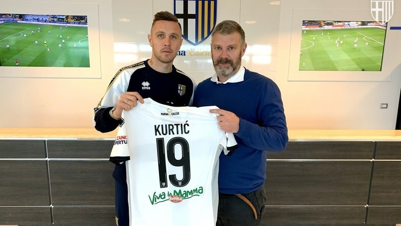 Parma, ora è ufficiale: preso Kurtic