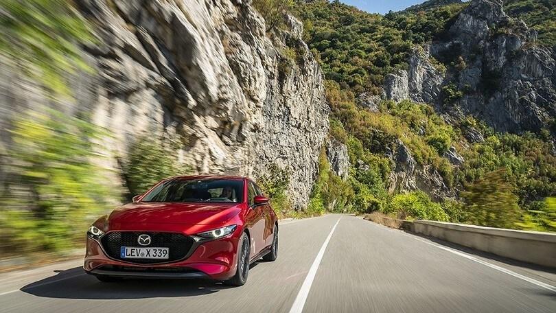 Mazda3, nuovo arrivo nella gamma motori