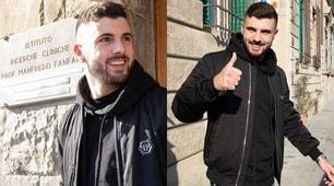 Fiorentina, Cutrone a Villa Fanfani per le visite mediche