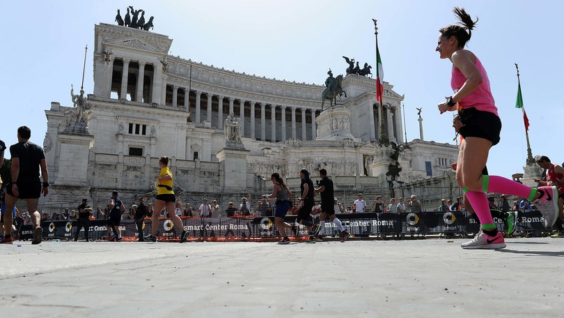 Acea Run Rome The Marathon e Bmw Berlin Marathon, accoppiata possibile solo per 100 fortunati runner