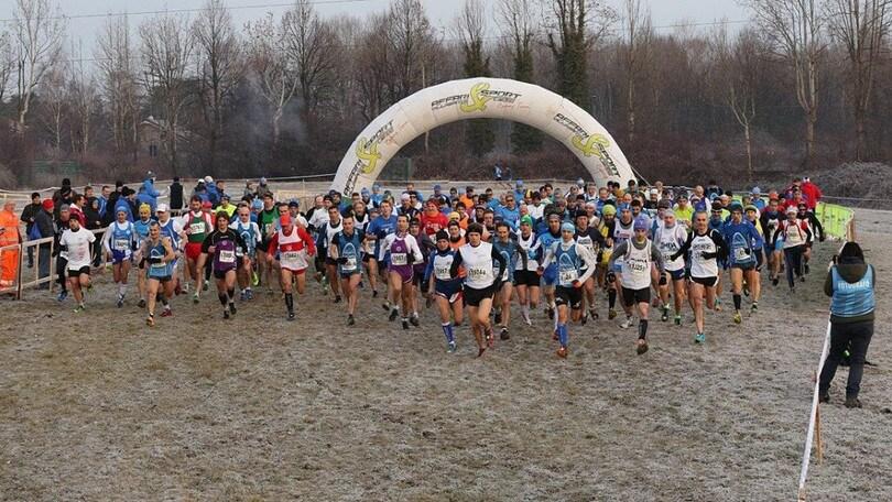 Cross per Tutti 2020, domenica 12 gennaio in 2.000 si sfidano nella prima tappa