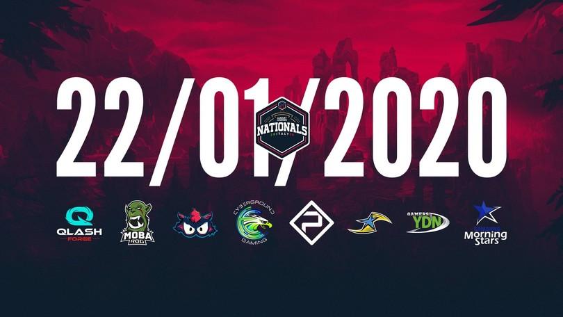 PG Nationals 2020 riparte il campionato nazionale