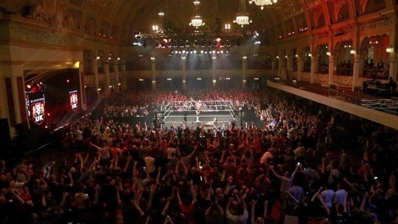 Wrestling WWE, Fabian Aichner per la storia a NXT UK TakeOver: Blackpool 2