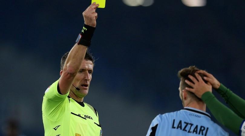 Giudice Sportivo: un turno di stop a Florenzi, Kolarov e Lulic