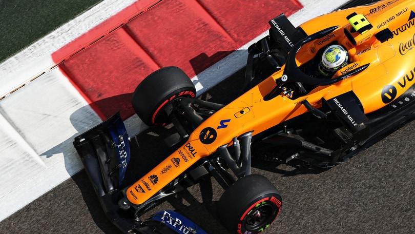 """F1, Norris: """"Con Sainz ci troviamo a meraviglia"""""""