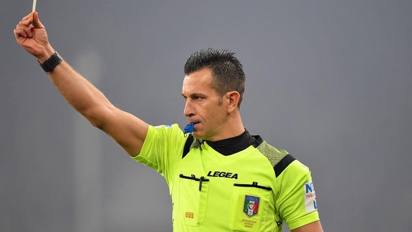 Fiorentina-Spal: Doveri arbitra al posto di La Penna