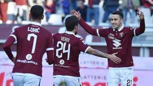 Berenguer gol, il Torino piega il Bologna di Mihajlovic