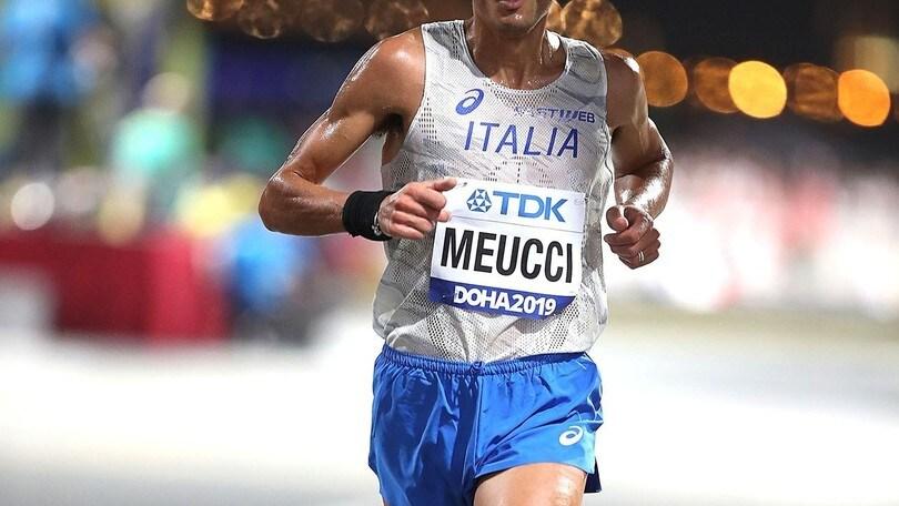 Valencia, Meucci record italiano nei 10 km