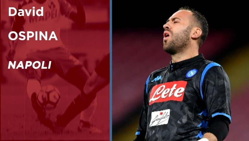 Flop Serie A, una sciocchezza condanna Ospina