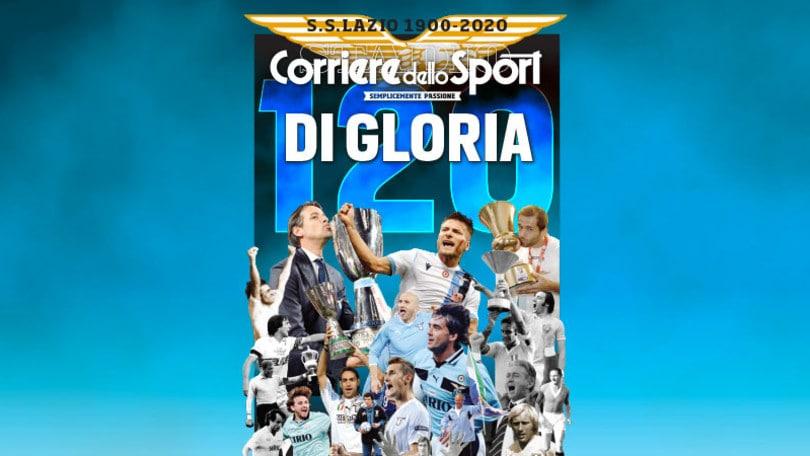 Poster Lazio 120 anni