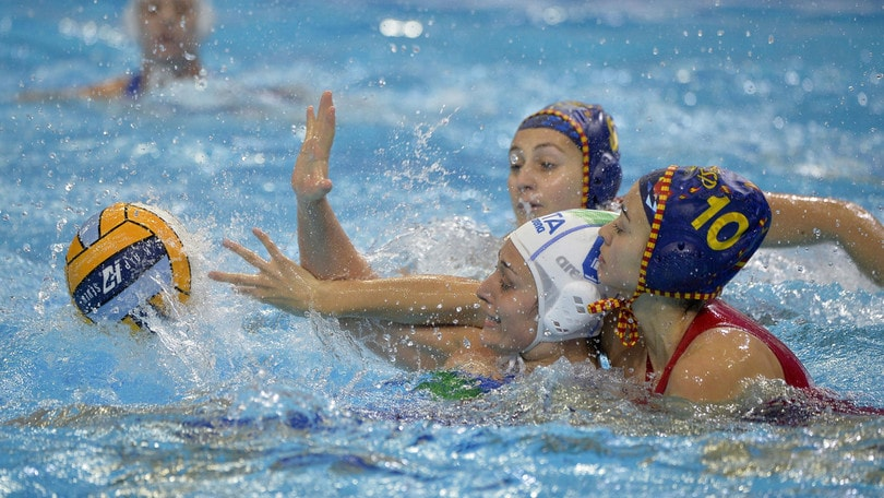 Setterosa battuto dalla Spagna agli Europei di Budapest