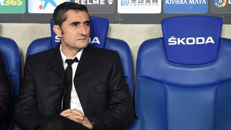 Valverde esonerato dal Barcellona: ufficiale l'arrivo di Setien