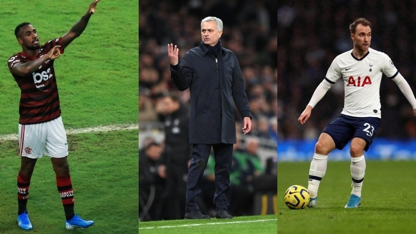 """Eriksen-Inter, Mourinho vuole Gerson al Tottenham!"""