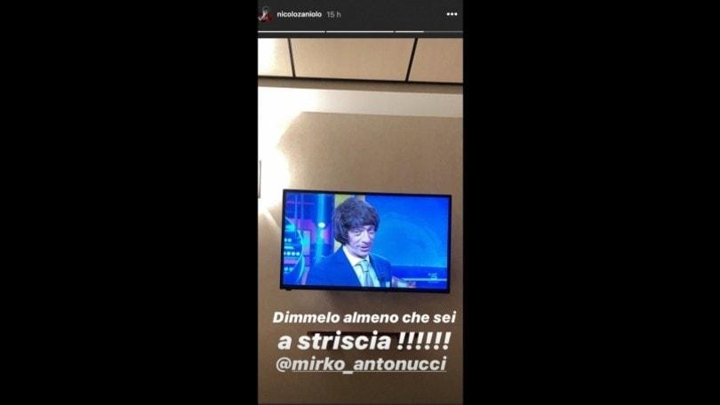 Roma, Zaniolo già scherza con Antonucci su Instagram