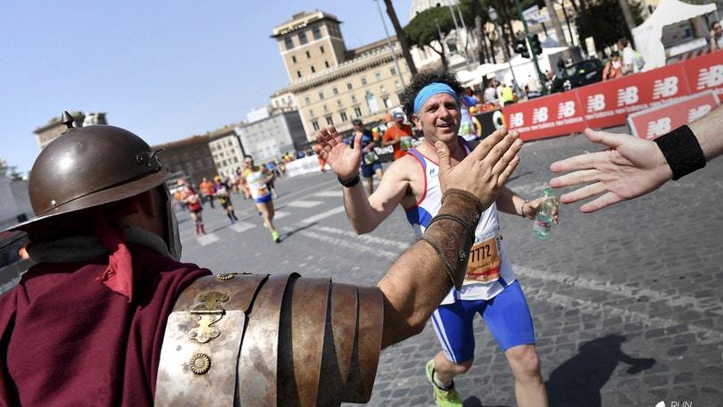 10 motivi per correre la Acea Run Rome The Marathon