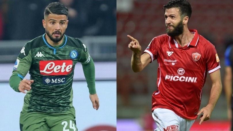 Diretta Napoli-Perugia ore 15: formazioni ufficiali e come vederla in tv