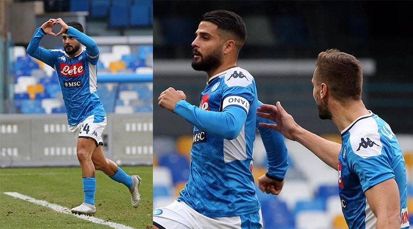 Napoli, Insigne show regala i quarti di finale