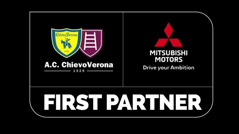Chievo, ufficiale l'accordo con Mitsubishi