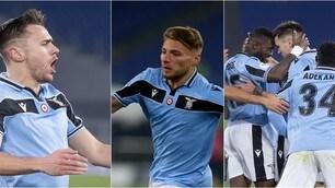 Lazio vincente anche in Coppa Italia: 4-0 alla Cremonese